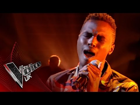 Mo performs 'Iron Sky': The Final   The Voice UK 2017