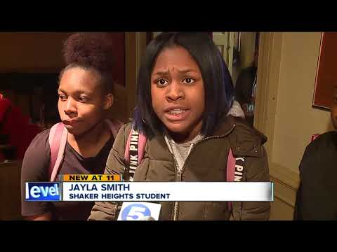 Students sick of the shake-ups at Shaker Heights