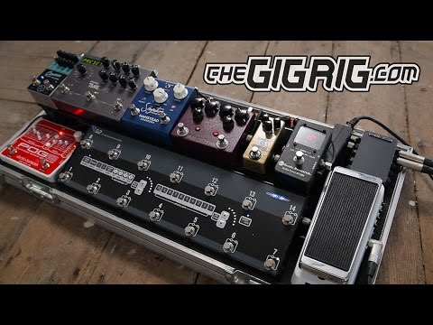TheGigRig G2 with 2.0 software – now with re-orderable loops!