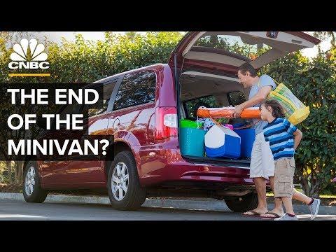 The Fall Of The Minivan