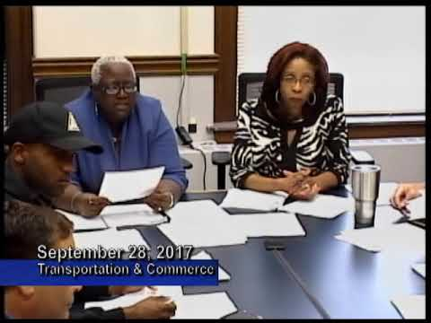 Transportation & Commerce Committee - September 28, 2017