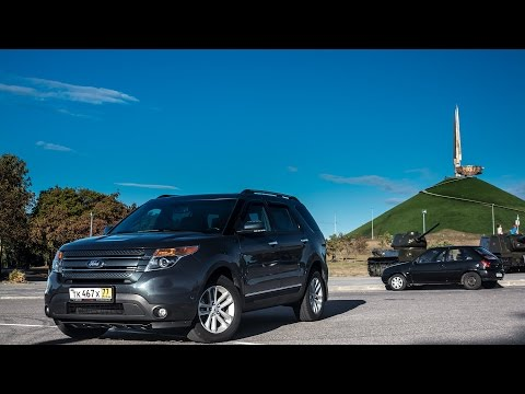 Форд эксплорер форум