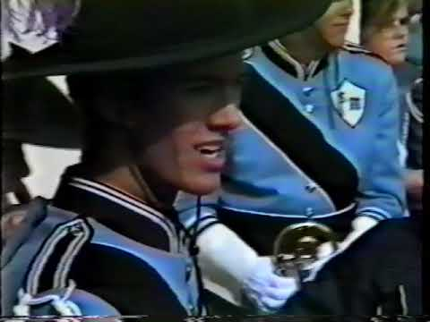 Santa Monica High  Marching Band Video 1987-1988 (SAMOHI)