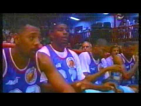 1994 Magic Johnson en Cordoba