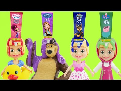 Thumbnail: Play Doh Ducks Foam Surprise Egg Mickey Mouse Clubhouse Finger Family Nursery Rhymes Masha Hour Long