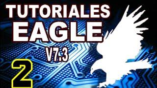 Tutoriales de EAGLE 7.3 - Cómo agrupar varias señales en un Bus de Datos
