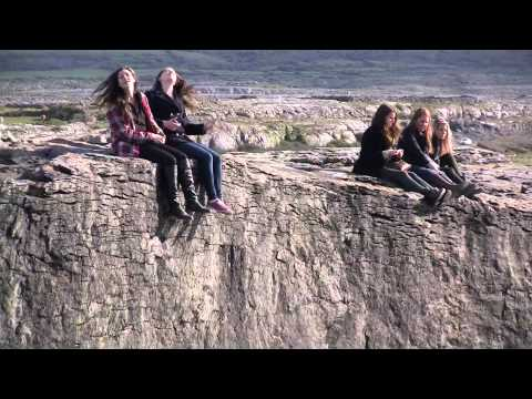 Journey to : Burren, Cliffs of Moher and Galway