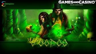 """New online casino slot """"Voodoo """" (review)"""