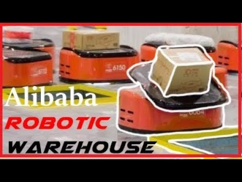 alibaba-warehouse-is-run-almost-entirely-by-robots  -robotic-automation