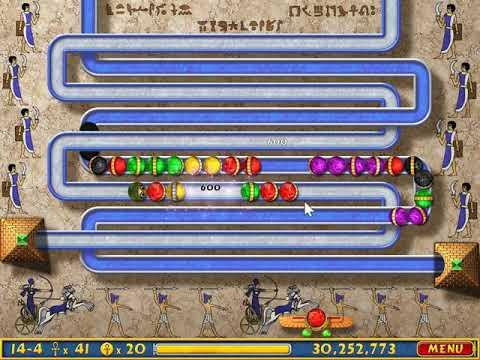 Luxor Amun Rising Expert Mode Part 27: The Grand Finale |