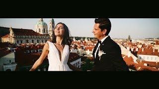 Yesim & Ivan | PRAGUE WEDDING DAY | Свадьба в Праге