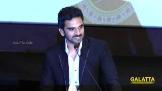 Bindhu Madhavi is an amazing Co-star - Ashok Selvan