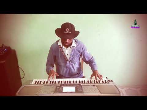 Mera Dil Jis Instrumental Cover Yogesh Bhonsle