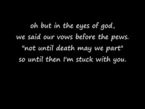 Voltaire - Stuck with you (Lyrics)