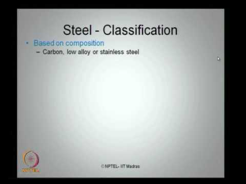 Mod-03 Lec-01 Introduction to materials I