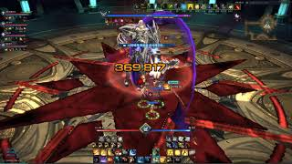 [K TERA] TEST SERVER SECOND AWAKENING ANTAROS'S ABYSS HM(AAHM) 3 BOSS VALKYRIE TRY