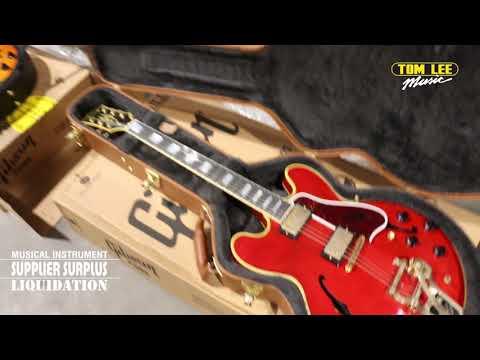 Supplier Surplus Sale Liquidation | Tom Lee Music