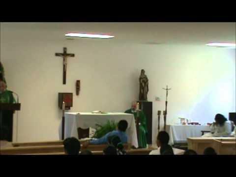 Mass in Cairo Ga 8-26-2012.wmv