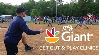 2016 Giant Get Out And Play Clinics