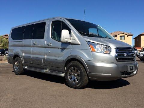 2015 Custom Ford Transit 250 Sherrod Conversion Van Doovi