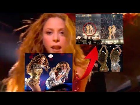 Download Súper bowl 2020 JLo le da una n@lgada a Shakira
