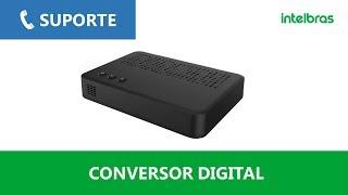 Telecom | Aplicação inicial do conversor digital CD 903 -  Vídeo 1 de 2 - i1180