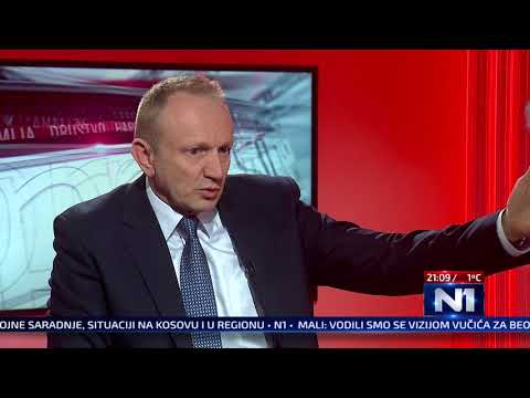 Pressing: Gost Dragan Djilas (18.12.2017)