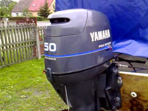 Yamaha f50 hp outboard motor 1999r four stroke 4 suw for Yamaha 4 stroke outboards