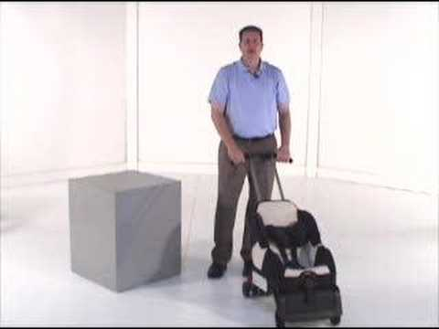 Sit \'n\' Stroll Demonstration/Review - YouTube
