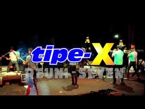 Tipe-x - Reuni ( Official Lyric Video )