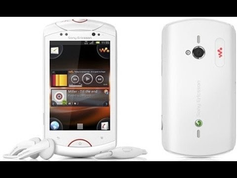 Sony Ericsson Live with Walkman Hard Reset and Forgot Password Recovery, Factory Reset