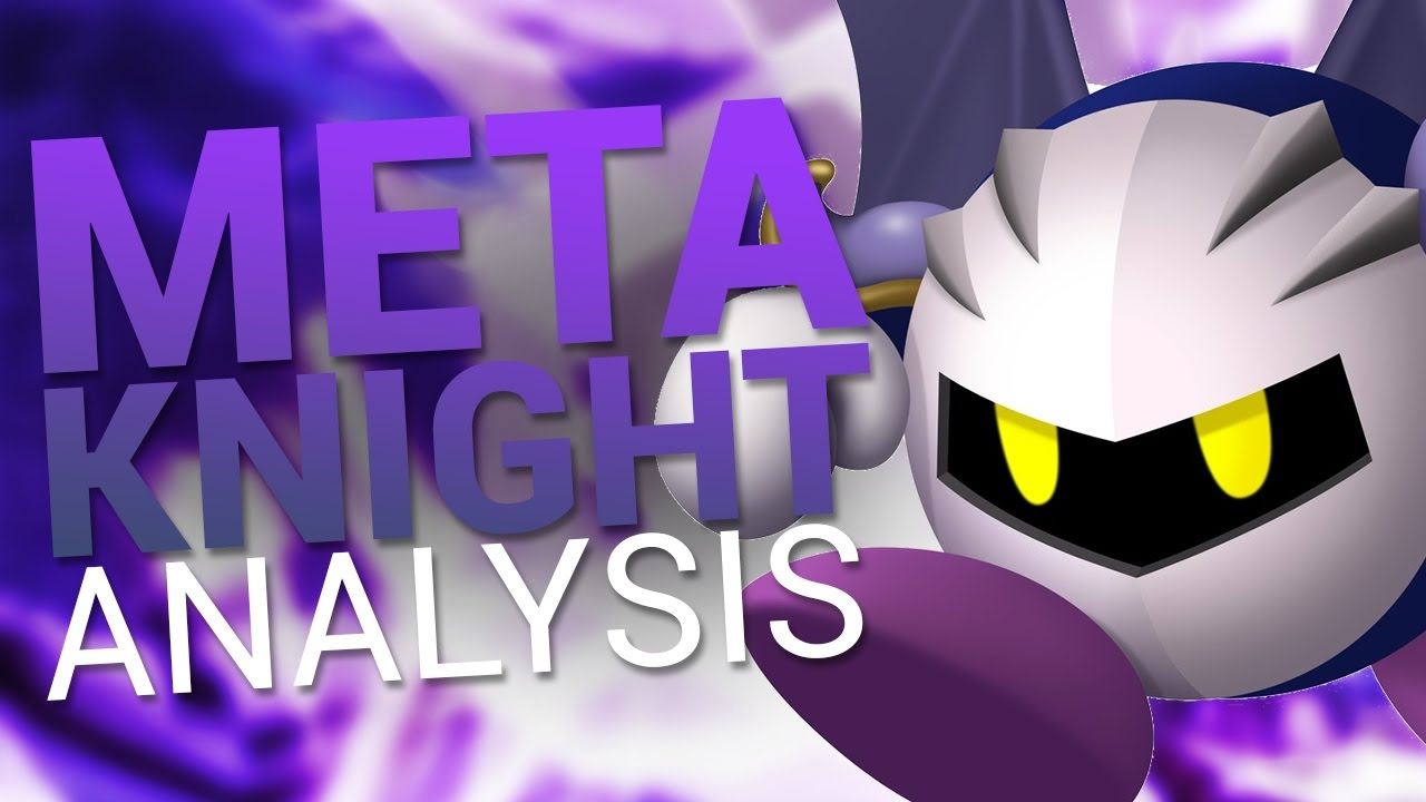 The Best Secondary - Meta Knight Analysis (1 1 6) - Super Smash Bros Wii U  - TSM ZeRo