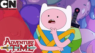 Adventure Time: Distant Lands Together Again   Angry and Fresh Out of Ice-Cream