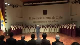 Himno Uach Gaudeamus Igitur 2016