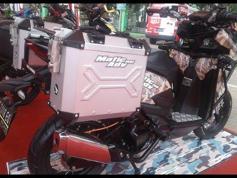 Vario 125 With Shad Brakelamp Light Modification Doovi