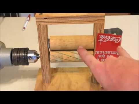 electric pea sheller machine