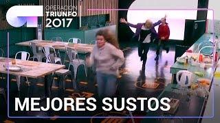 MEJORES SUSTOS | OT 2017