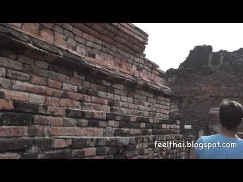 วัดมหาธาตุ  อยุธยา  Wat Mahathat   Ayutthaya
