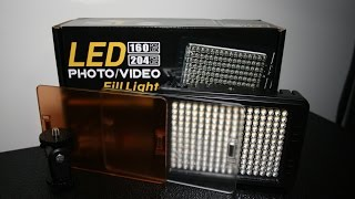 Craphy C-204 Camera Flash Unboxing and Review