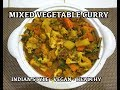 Download Video Super Easy Vegetable Curry Recipe - How to cook Veg Masala - Vegan Vegetarian MP4,  Mp3,  Flv, 3GP & WebM gratis