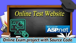 How to create Online Test Web Project in ASP.NET C#