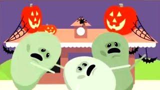 Dumb Ways to Die 3 Halloween Update | Spooky New Halloween Theme Funny Trolling Mini Games