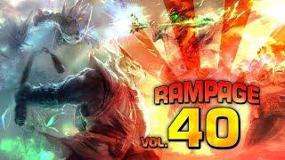 Dota 2 Rampage Vol. 40