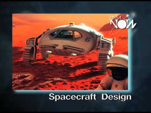 NASA Now Minute: Technology and Design: The Future of Space Exploration