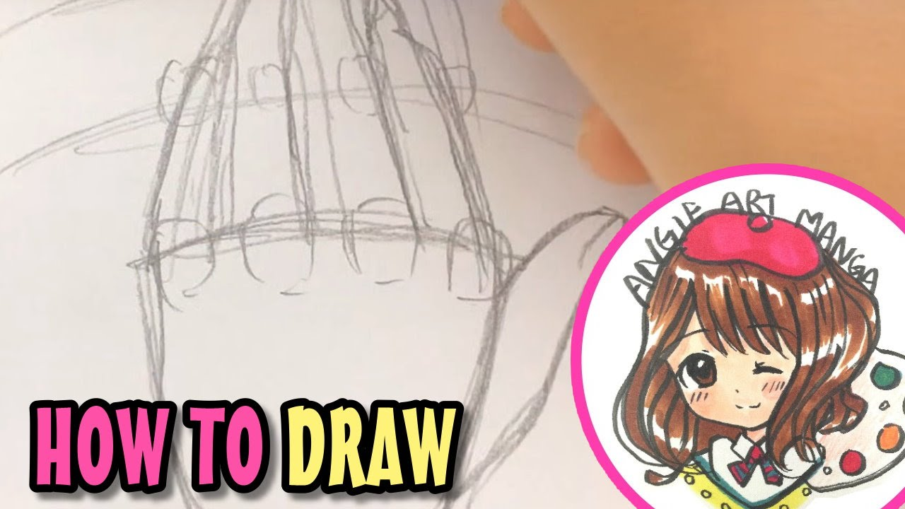 How to draw manga hands for beginners youtube