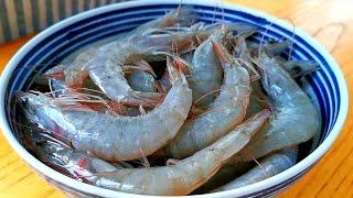 【小穎美食】大蝦裡加一塊豆腐,這樣做太香了,鮮嫩入味,出鍋連湯汁都不剩!