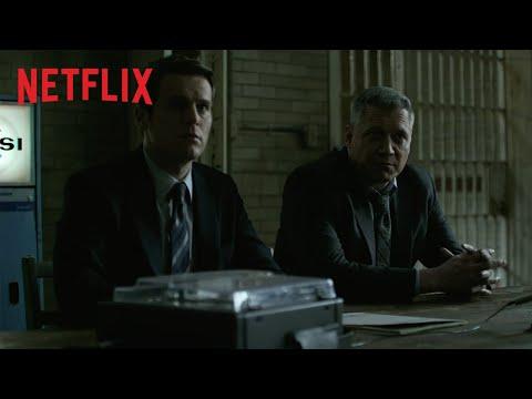 Mindhunter | Tráiler oficial | Netflix