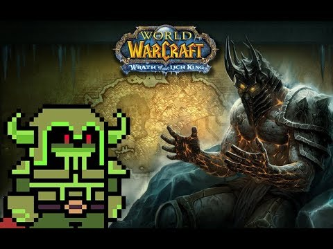 "Let's Play Wrath of the Lich King"" (Episode 1) Undead/Warlock"