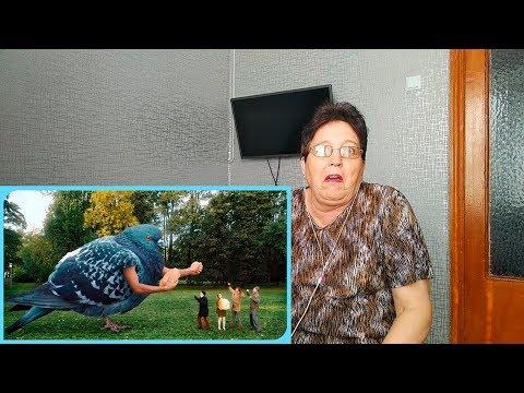 LITTLE BIG - GO BANANAS (Official Music Video) РЕАКЦИЯ
