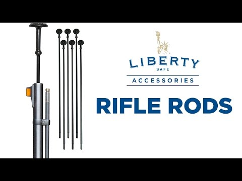 Rifle Rods - Liberty Safe Accessories